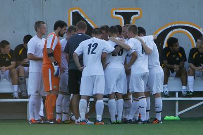 NKU Men's Soccer vs University of Kentucky 2012