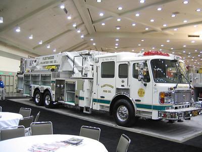 Baltimore Fire Expo  7-16-04