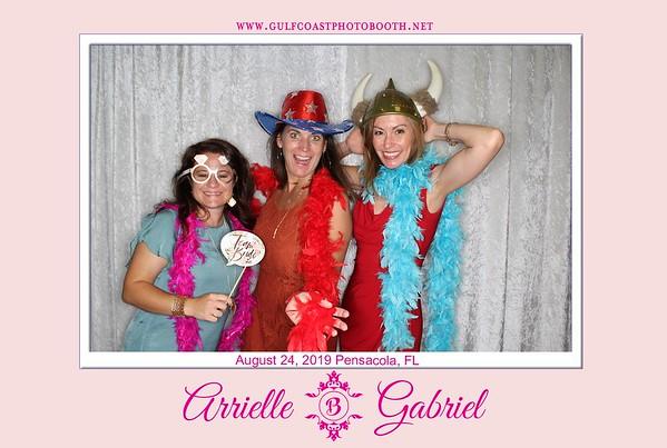 Arrielle & Gabriel Reception 2019