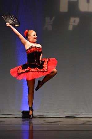 214 Spanish Rose - Allard Academy of Dance