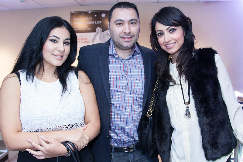 Maryam Ashrafi, Omar Sider, Star Morrad