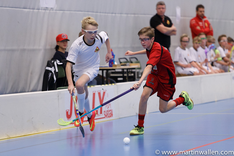 Simon Karlsson #6 Floda IBK vs IBK Lockerud, Coop Forum Cup 2015.
