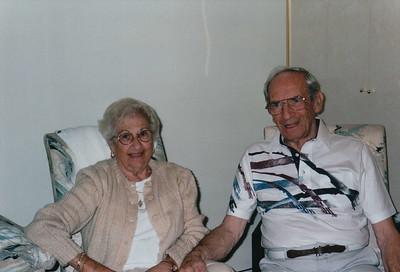 1999-08 | Visit by Bob, Danni and Josh