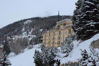 Switzerland, St Moritz