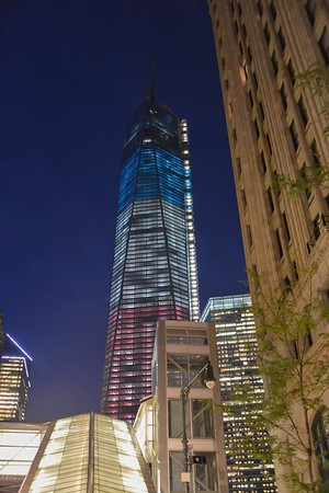 911 Memorial & The Freedom Tower