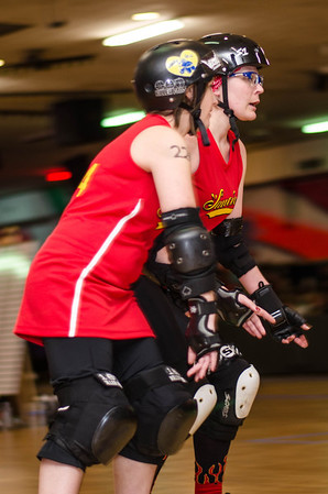 Queen City Roller Girls 2014