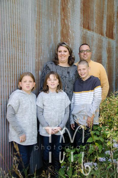 Haycraft Family | 2017