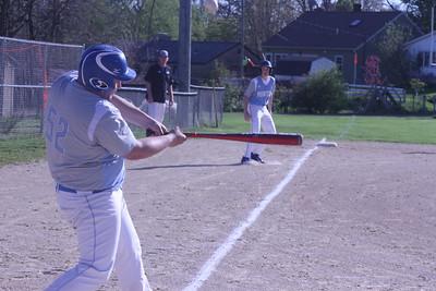 Southwestern @ Mineral Point Baseball 5-5-17