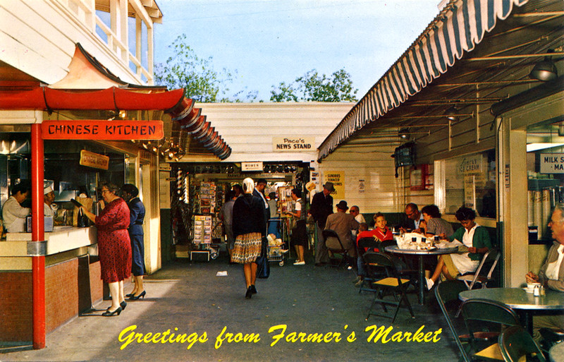 Farmers' Market Greetings