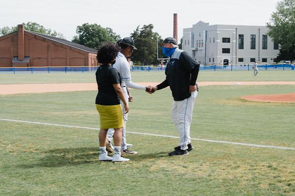 Prep Baseball vs. Trinity Episcopal (Senior Day) - May 12