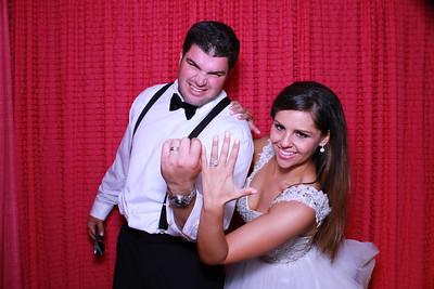 Kara and Joe Photo Booth Pics