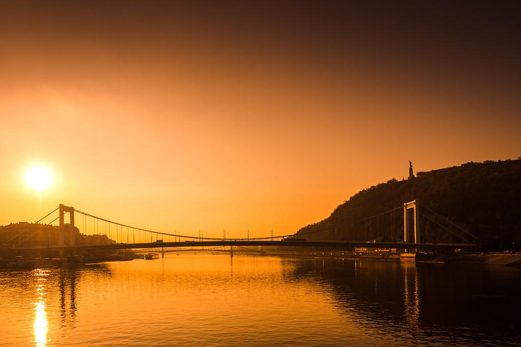 Budapest Bridge, Budapest, Hungary