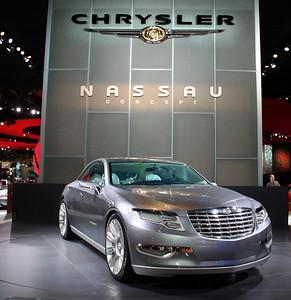 2007 North American International Auto Show - Chrysler / Dodge / Jeep