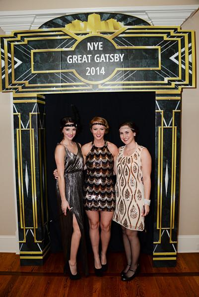 Sarah Gillis New Years Eve Party 2014