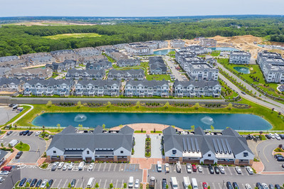 Country Pointe Plainview | Overview Aerials