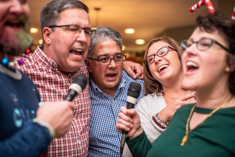 Karaoke Party 12/23/18