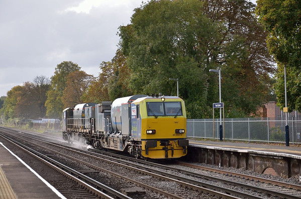 Trains October 2013