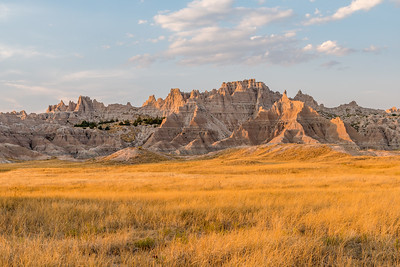 Badlands National Park, Mount Rushmore And Devils Tower