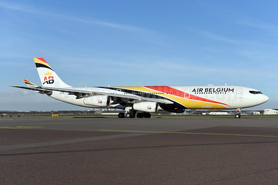 Air Belgium (2nd)