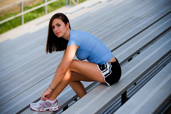 Paige Cantli. Transcontinental Marathoner.