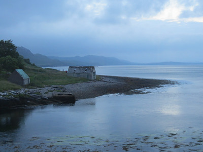 Loch Ewe and Edinburgh, 2013