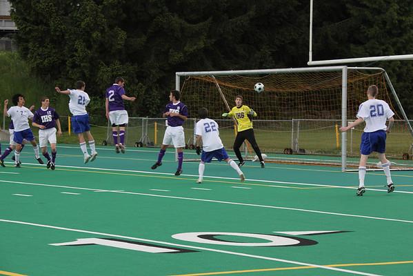 2009-05-12 IHS Boys Soccer vs Bothell