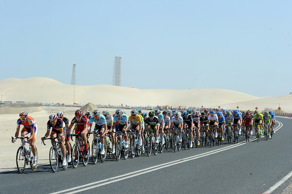 Tour of Qatar Stage 6: Sealine Beach Resort > Doha Corniche, 120kms