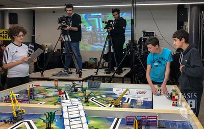 FIRST LEGO League Robotics Tournament