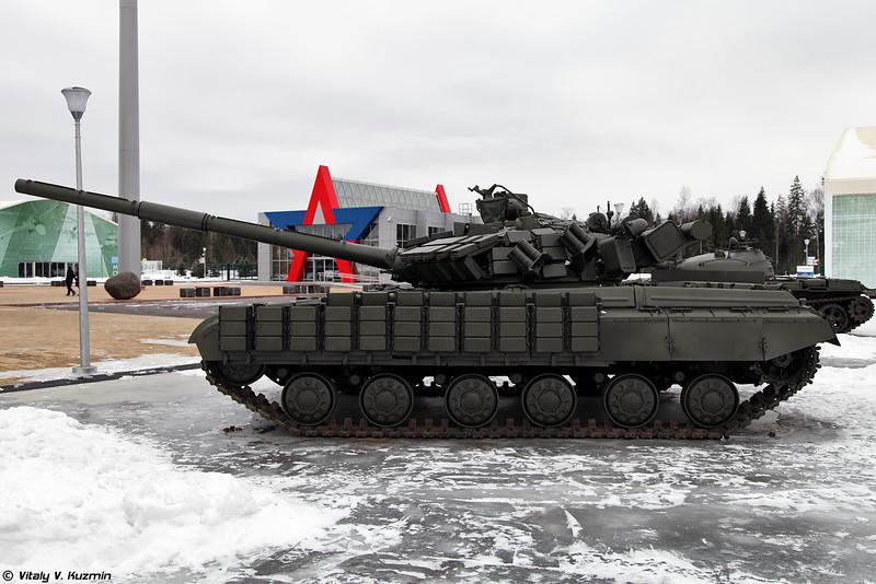 Т-64БВ образца 1987г. (T-64BV mod.1987)