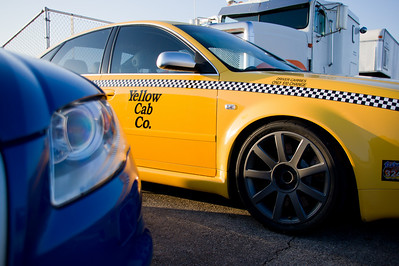Audi State Meet 2011 - Paddock