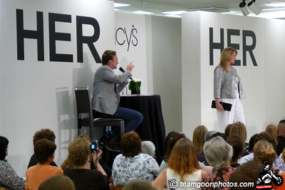 """Clinton Kelly of """"What Not To Wear"""" at Macys - Los Angeles, CA - May 3, 2008"""