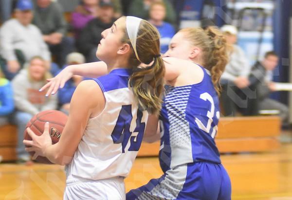 12/13/18 Sumner Basketball (Boys/Girls — Deer Isle-Stonington)