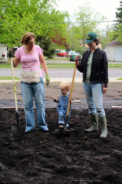 SCSU Community Garden