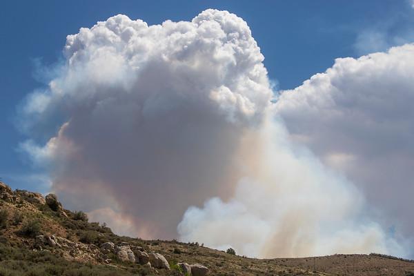 Dollar Ridge Fire