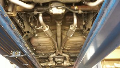 MBS Exhaust