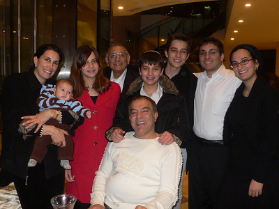Meir First Visit to Jerusalem! - Kawas Bar-Mitzvah