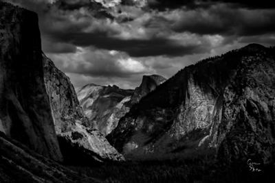 Pacific Coast and Yosemite