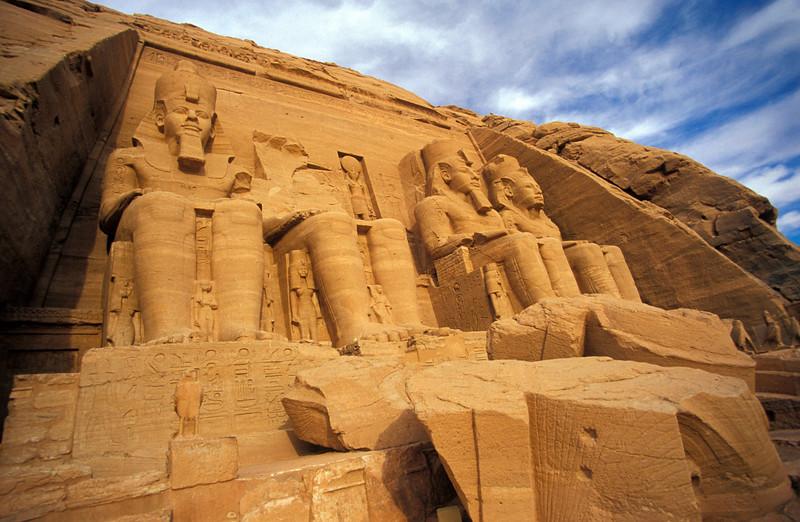 Great Temple of Sun, Abu Simbel
