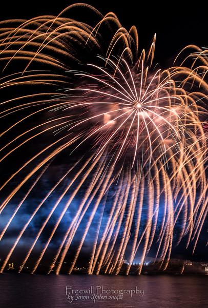 Valletta Fireworks