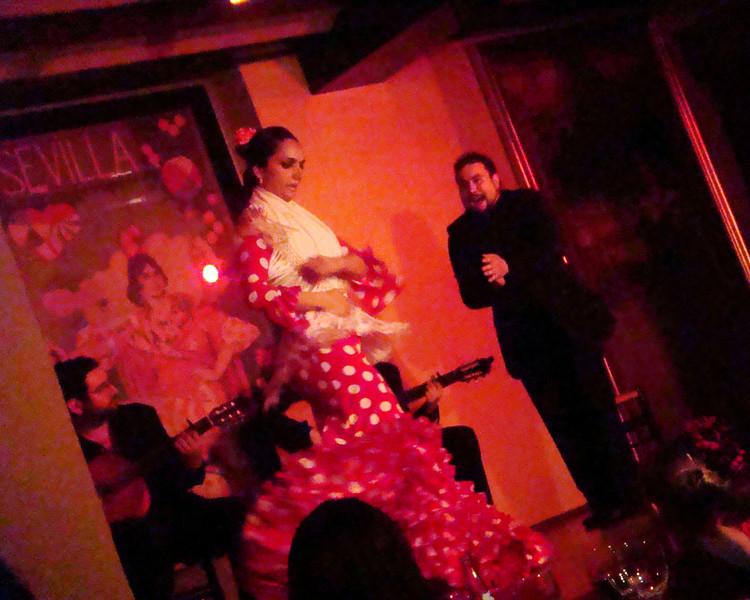Flamenco - Seville, Spain