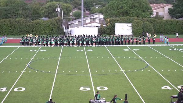 2018.09.13 - Videos - Jasper Vs Clark Game (Williams Stadium)