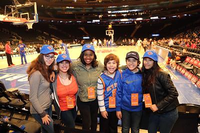 Tia's Hope  Knicks  vs  Bulls