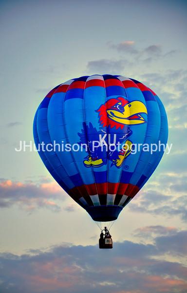 University of Kansas - Jayhawks