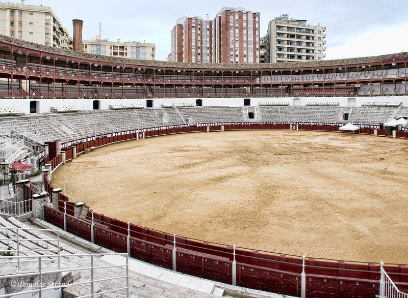 Sun 3/13 in Malaga: The Bullring