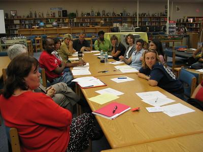 SAC Meeting 2008