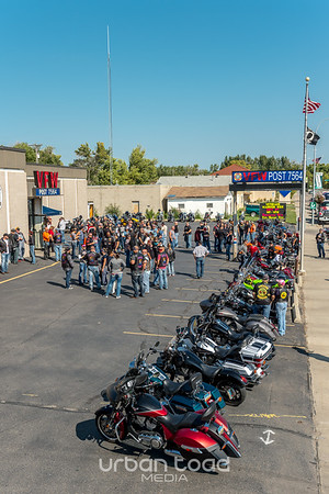 Veterans Warrior Ride 2016