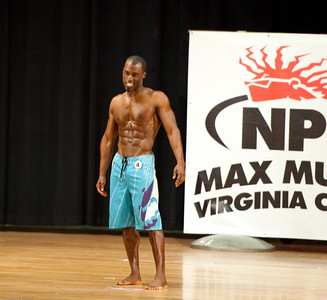 2012 NPC Max Muscle Virginia Classic