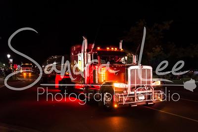 Parade of Lights 2017 Mackinaw City