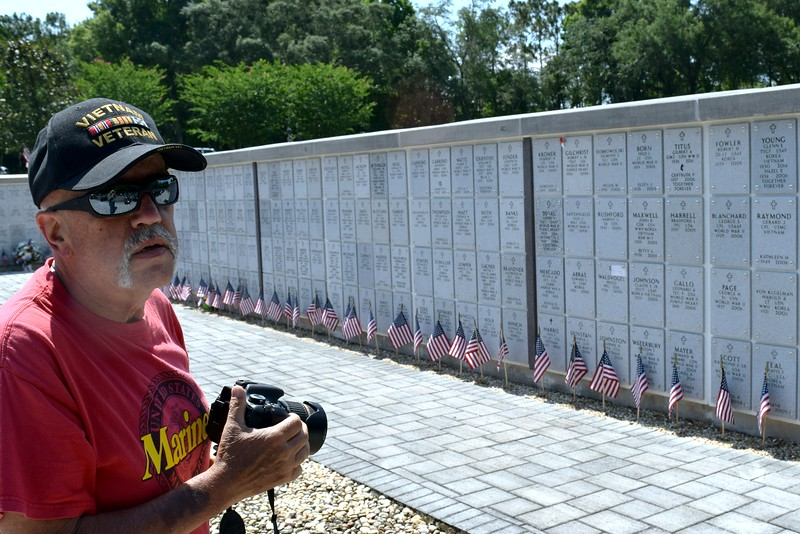 2016 Memorial Day at Florida National Cemetery (13).JPG