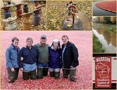 Warrens, WI Cranberry Harvest & Doctor Evermor's Art Park
